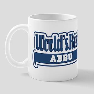 WB Dad [Urdu] Mug